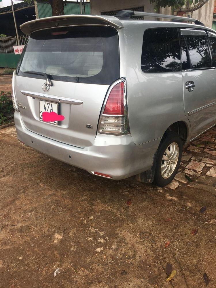 Cần bán gấp Toyota Innova G đời 2012, màu bạc  (3)
