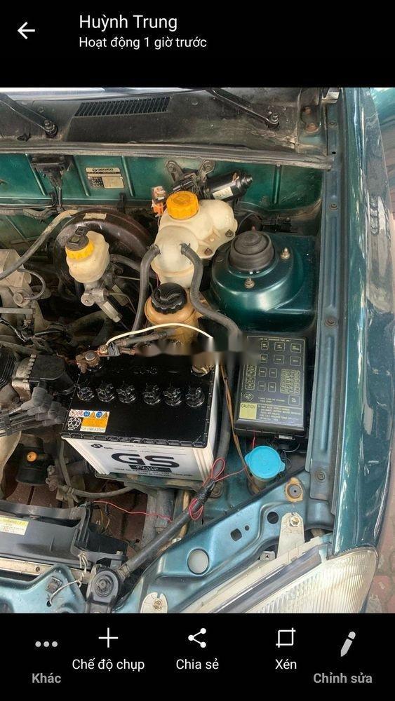 Cần bán xe Daewoo Lanos đời 2002 xe nguyên bản (5)