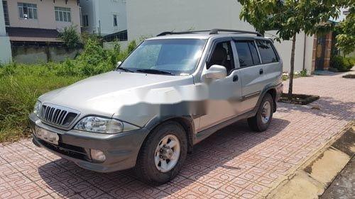 Cần bán gấp Ssangyong Musso đời 2003 giá cạnh tranh (1)