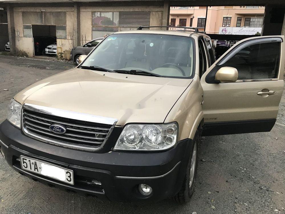 Bán ô tô Ford Escape XLT 3.0 AT đời 2004, nhập khẩu nguyên chiếc như mới, giá chỉ 250 triệu (2)