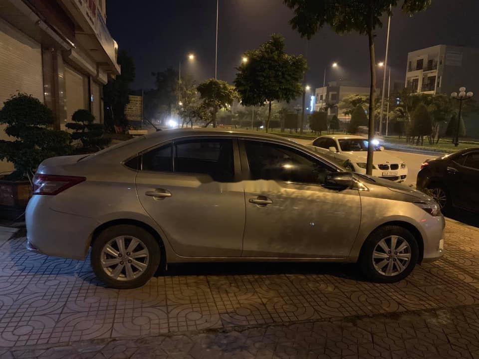 Cần bán lại xe Toyota Vios E đời 2016 số tự động, 459tr (2)