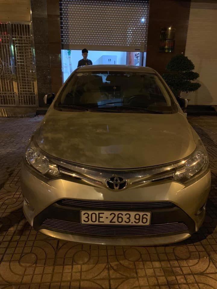 Cần bán lại xe Toyota Vios E đời 2016 số tự động, 459tr (1)