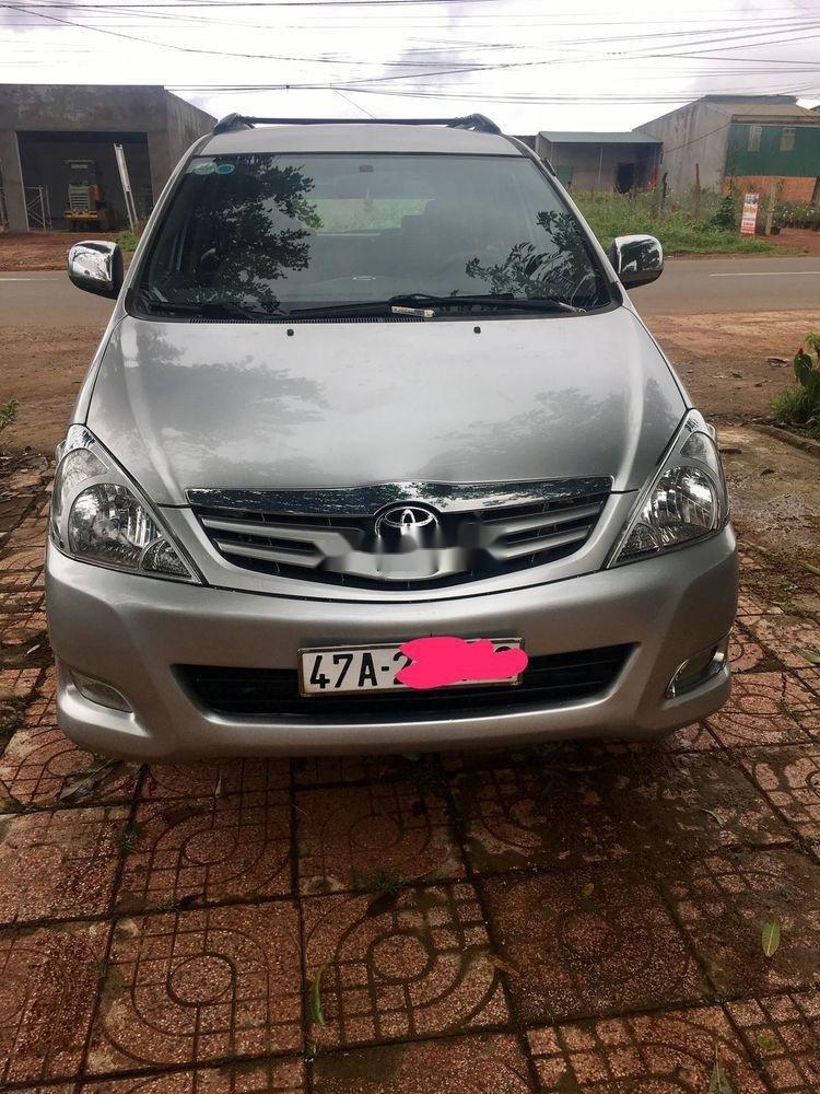 Cần bán gấp Toyota Innova G đời 2012, màu bạc  (1)