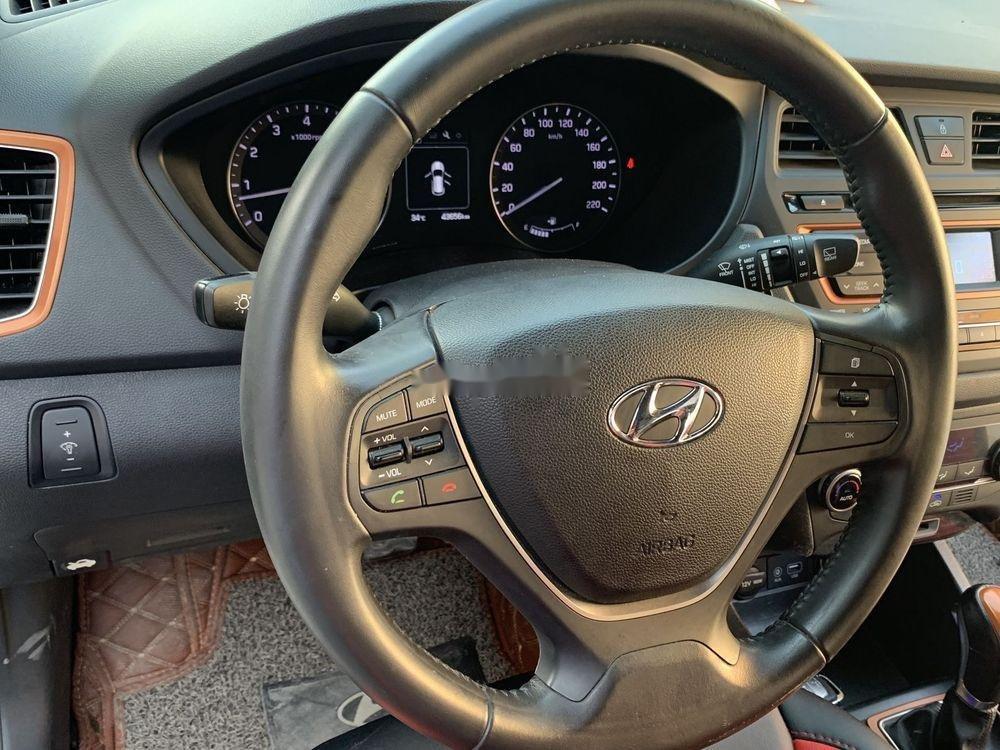 Bán ô tô Hyundai i20 Active 2.4AT năm sản xuất 2015, màu trắng, xe nhập xe gia đình, giá 486tr (8)