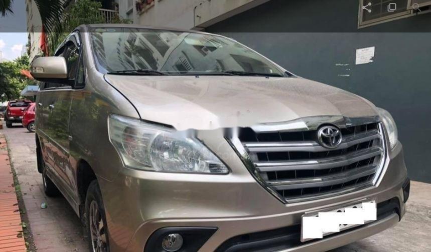 Cần bán lại xe Toyota Innova MT năm 2013 số sàn (7)