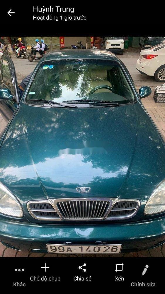 Cần bán xe Daewoo Lanos đời 2002 xe nguyên bản (1)