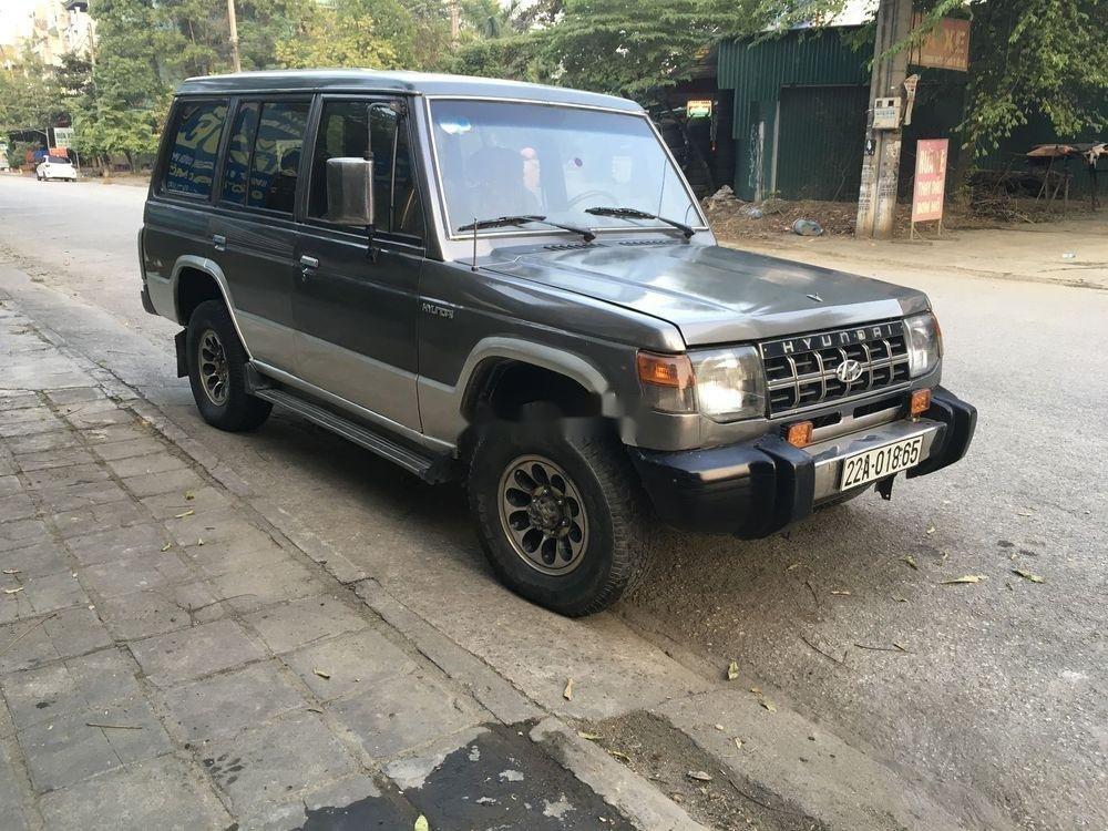 Bán Hyundai Galloper đời 1993, nhập khẩu nguyên chiếc giá tốt (1)