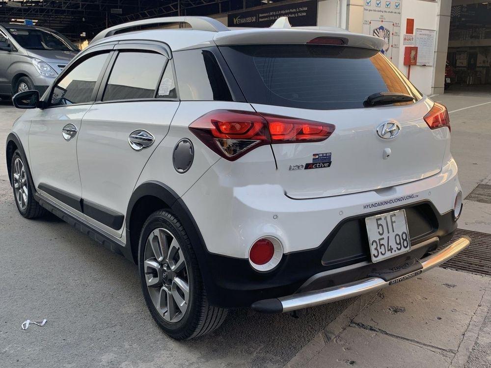Bán ô tô Hyundai i20 Active 2.4AT năm sản xuất 2015, màu trắng, xe nhập xe gia đình, giá 486tr (3)