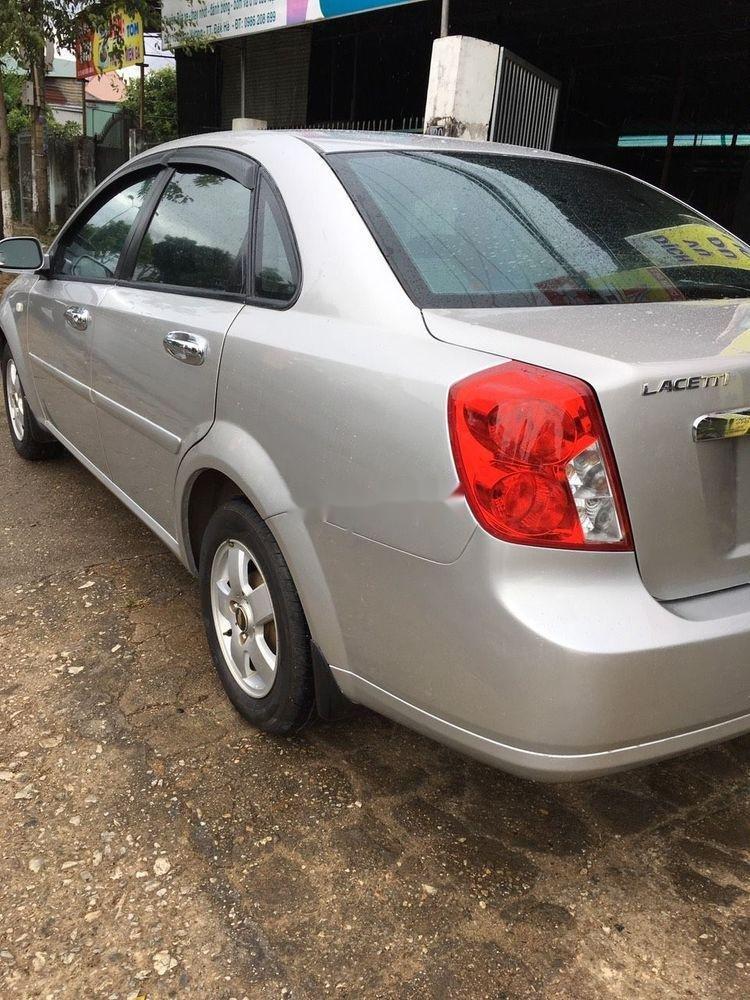 Bán Chevrolet Lacetti năm 2013, màu bạc như mới, giá chỉ 205 triệu. (2)