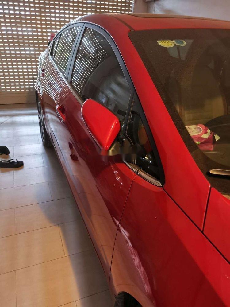 Cần bán gấp Kia Cerato đời 2018, màu đỏ xe nguyên bản (2)