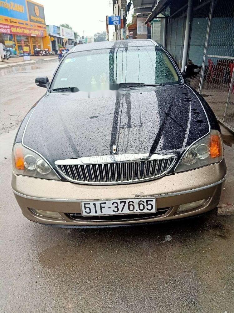 Bán ô tô Daewoo Magnus AT năm sản xuất 2004, nhập khẩu  (1)