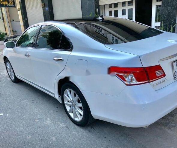 Bán Lexus ES AT đời 2009, màu trắng, giá tốt (2)