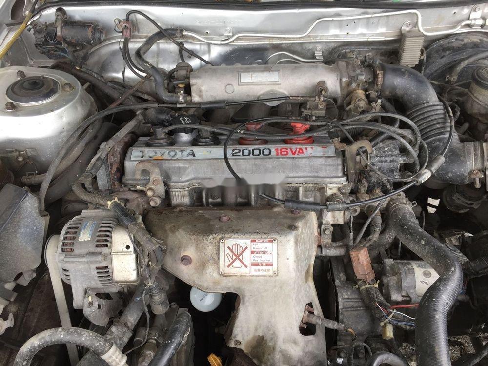 Bán Toyota Camry 1987, màu trắng, giá tốt (12)