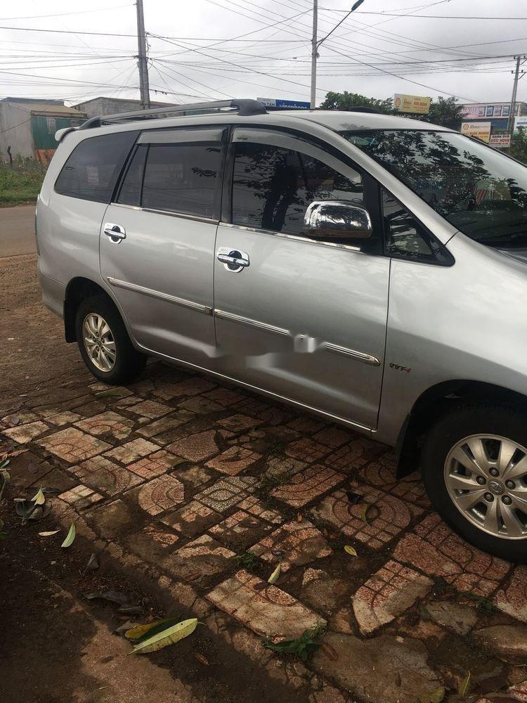Cần bán gấp Toyota Innova G đời 2012, màu bạc  (2)