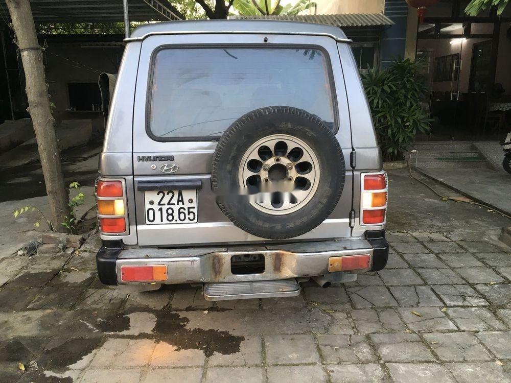 Bán Hyundai Galloper đời 1993, nhập khẩu nguyên chiếc giá tốt (4)