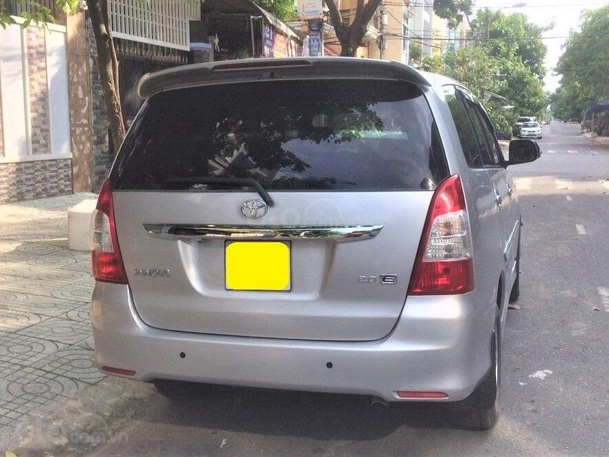 Toyota Innova 2013 số sàn xe zin gia đình dùng (7)