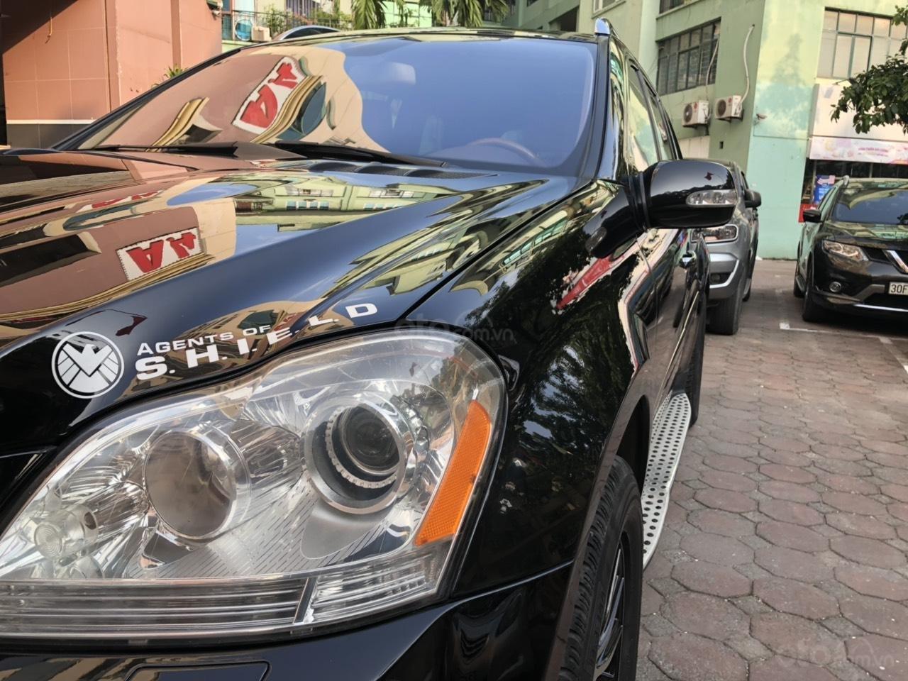 Bán Mercedes GL320 CDI máy dầu, đời 2008, màu đen, xe nhập (2)