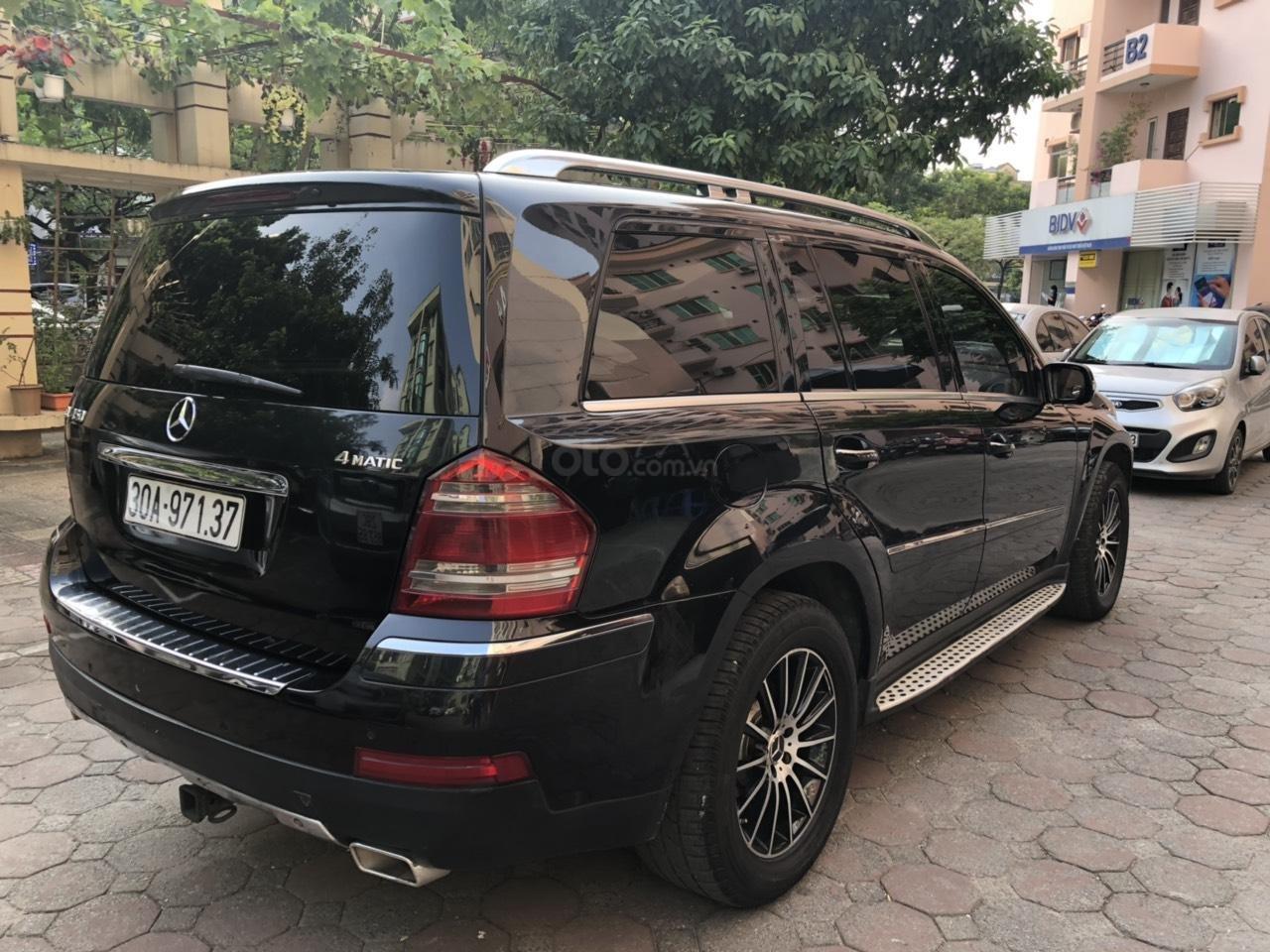 Bán Mercedes GL320 CDI máy dầu, đời 2008, màu đen, xe nhập (4)