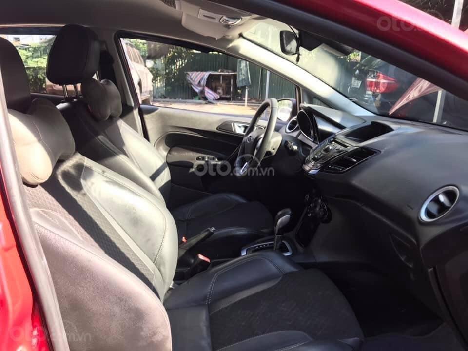 Bán xe Ford Fiesta năm sản xuất 2014, màu đỏ, giá tốt (6)