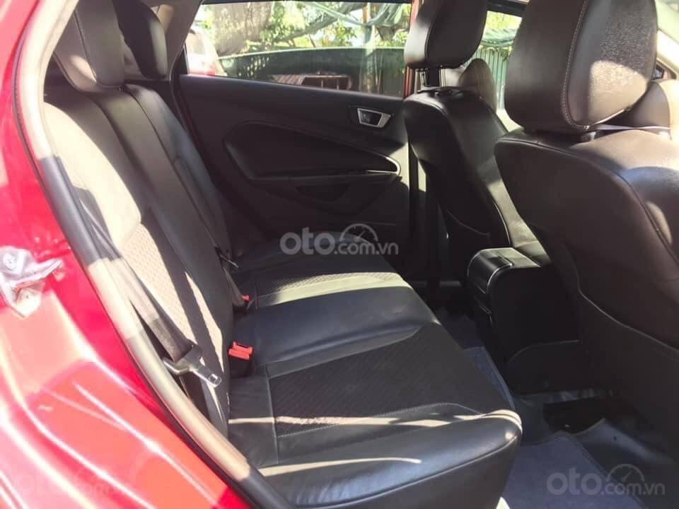 Bán xe Ford Fiesta năm sản xuất 2014, màu đỏ, giá tốt (4)