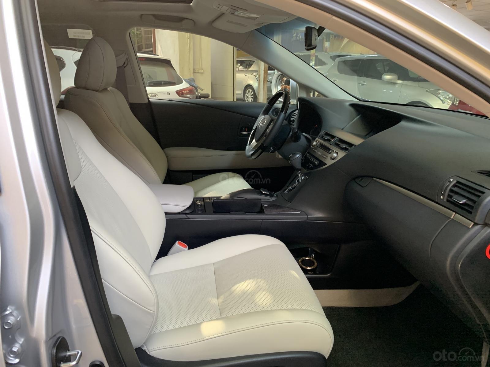 Bán Lexus RX350 model 2015, 1 chủ sử dụng từ đầu, odo 1 vạn 7, xe siêu chất, có hóa đơn (5)