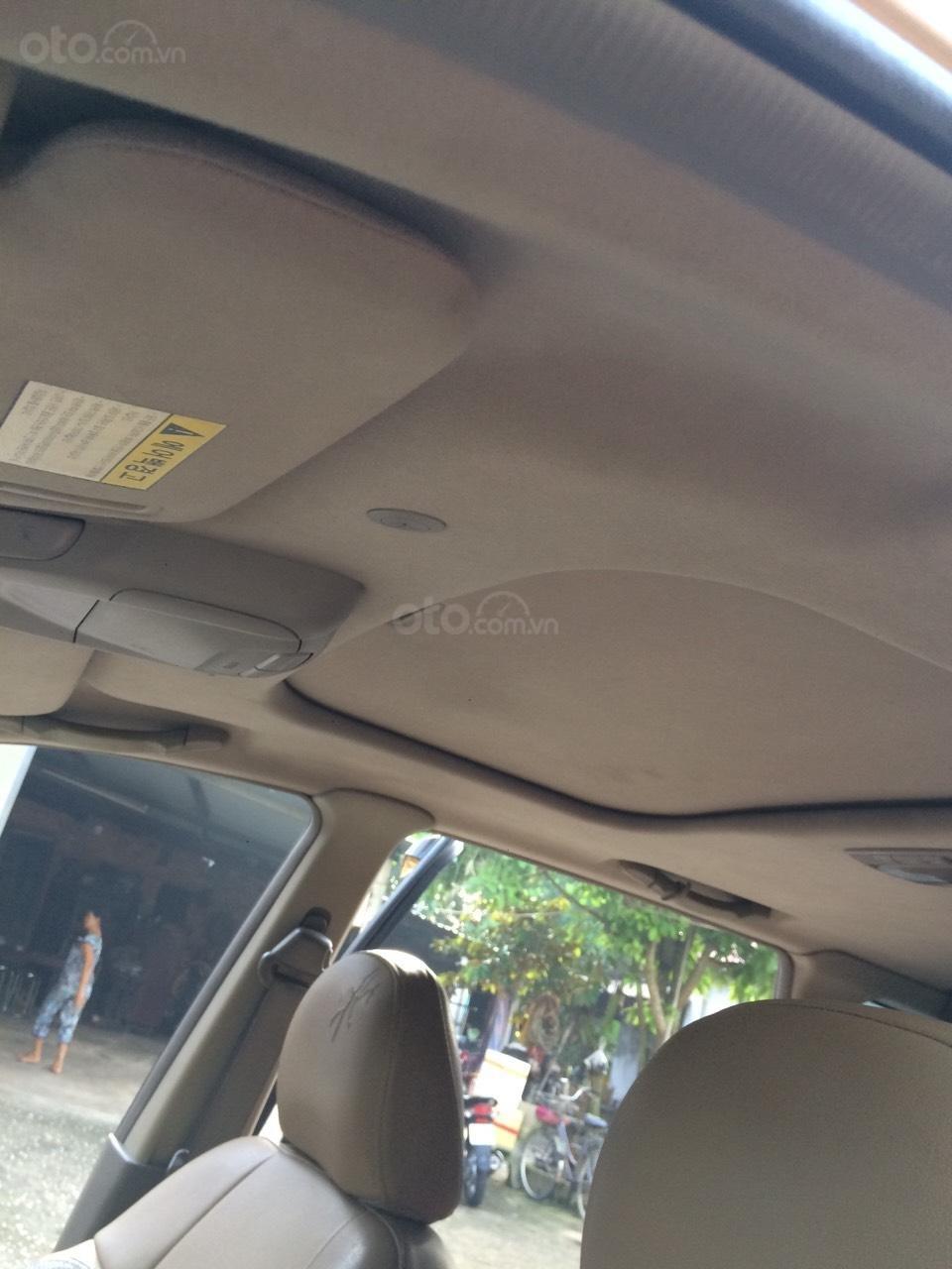Bán Hyundai Santa Fe sản xuất năm 2003, màu nâu, nhập khẩu nguyên chiếc, giá 250tr (7)