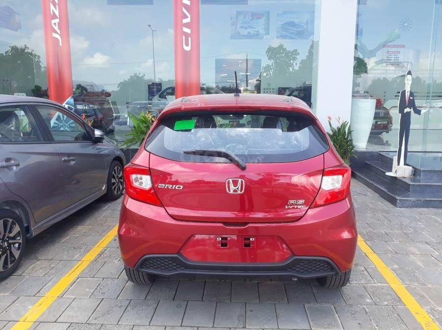 Honda Brio 2019 - Khuyến mại siêu to khổng lồ - Lăn bánh chỉ 475tr, liên hệ ngay 0913966066 để ép giá (3)
