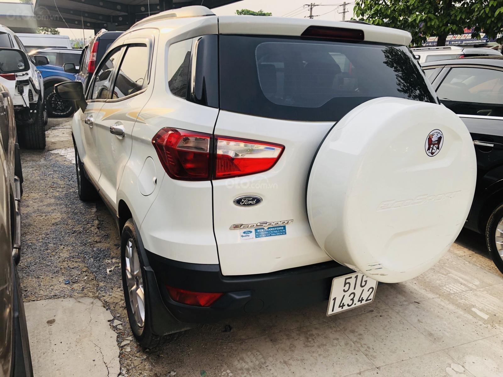 Cần bán xe Ford EcoSport đời 2018, màu trắng, giá cạnh tranh (8)
