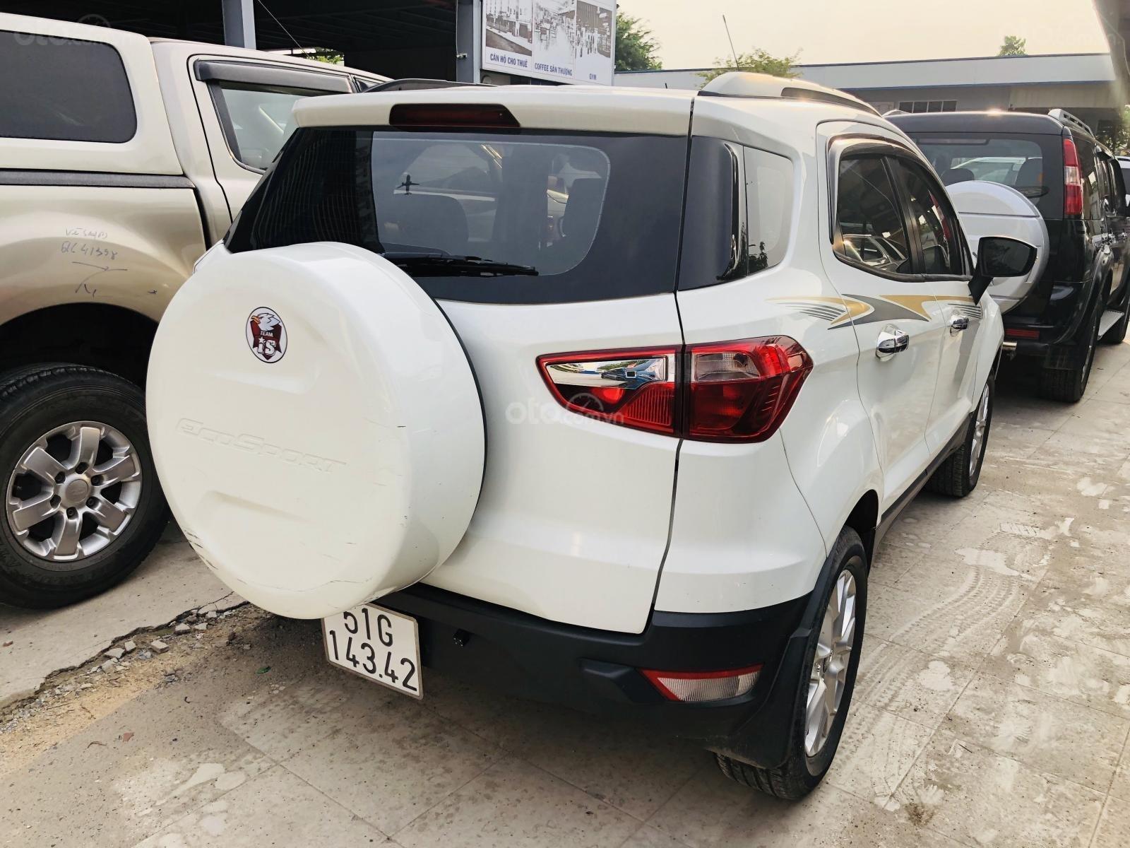 Cần bán xe Ford EcoSport đời 2018, màu trắng, giá cạnh tranh (7)