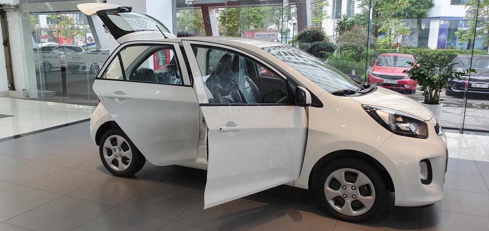 Kia Morning 2019 ưu đãi tới 20tr chỉ 100tr lấy xe ngay (7)