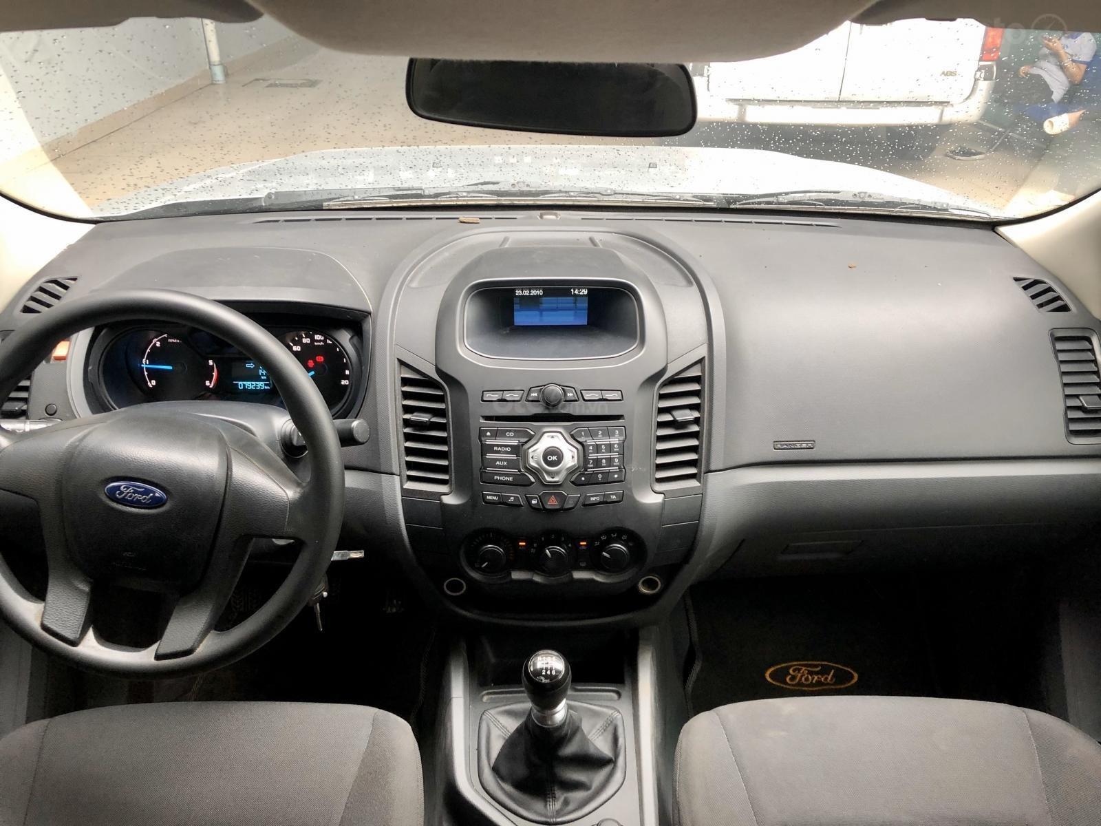 Bán Ford Ranger XL 2.2L MT 4x4 năm 2014, xe đẹp giá tốt xe bán tại hãng (10)