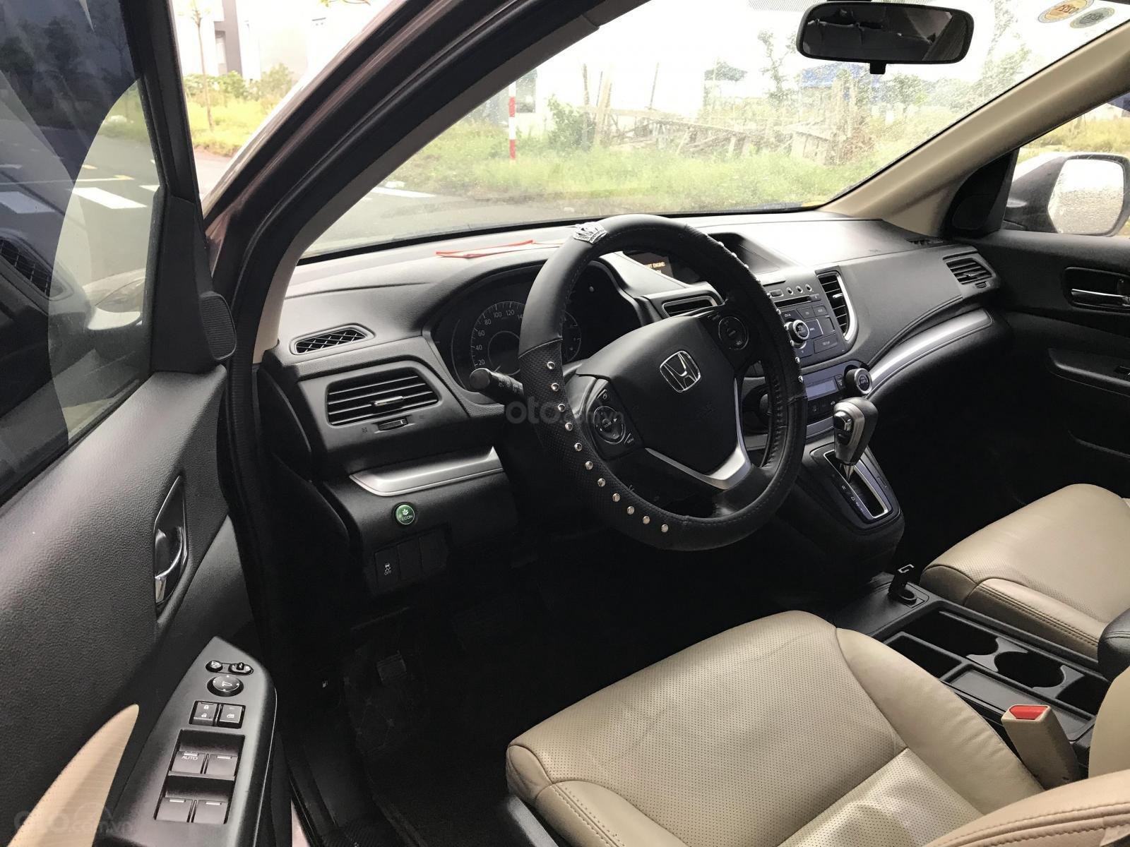 Honda CRV 2015, số tự động 2.0, 5 chỗ ngồi, xe tư nhân - Quang Tiệp 0865.567.369 (4)