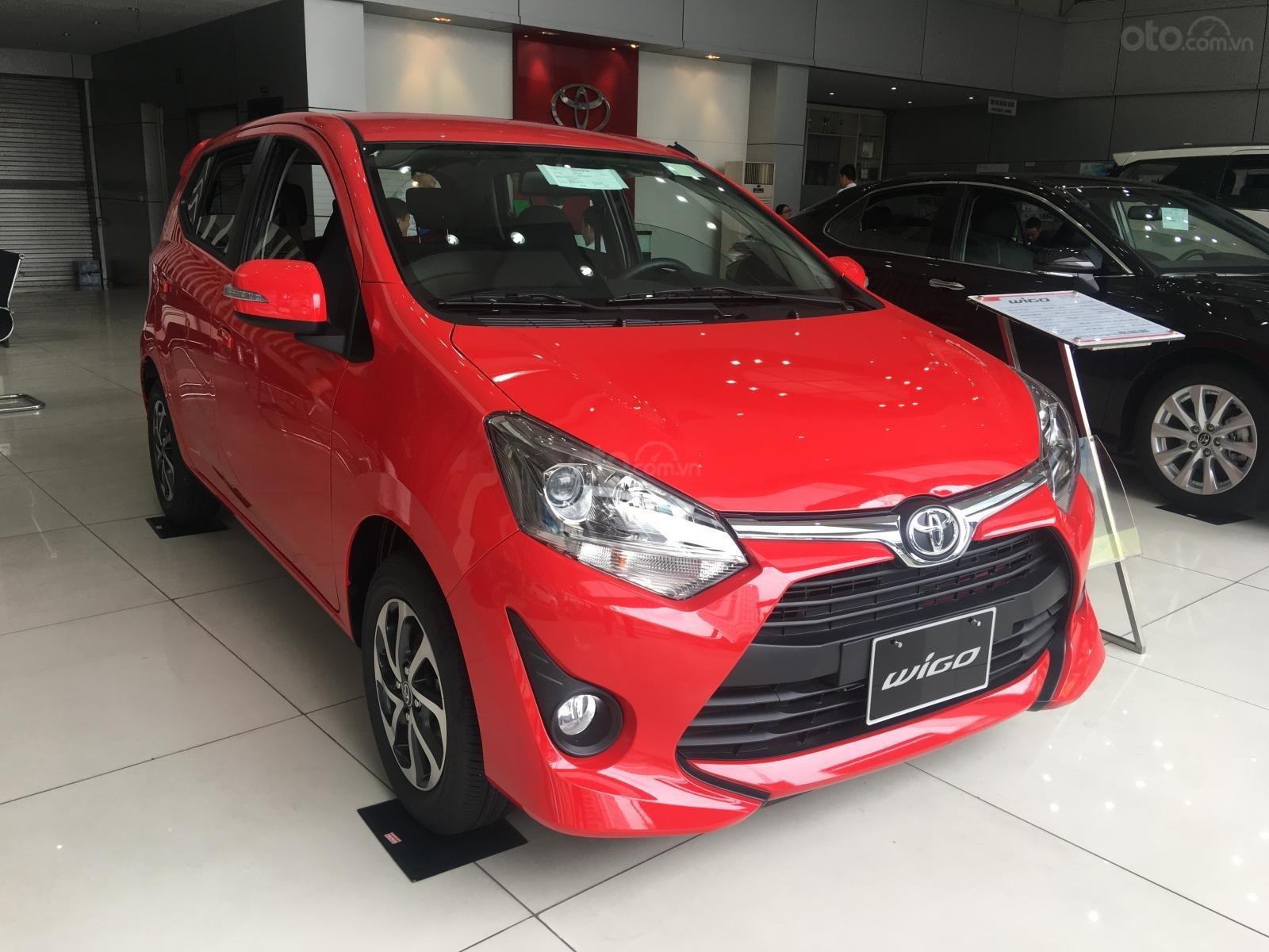 Bán Toyota Wigo 2019 nhập khẩu, sẵn màu giao ngay, giảm giá, tặng phụ kiện, LH 0973.160.519 (1)