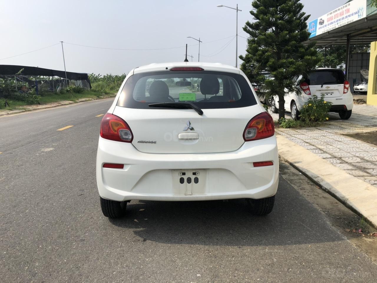 Cần bán gấp xe Mitsubishi Mirage năm 2018, màu trắng, nhập khẩu nguyên chiếc, LH: 0899877765 - 0935284855 (2)