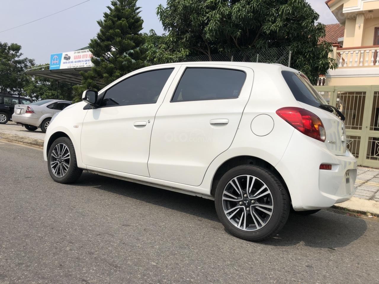 Cần bán gấp xe Mitsubishi Mirage năm 2018, màu trắng, nhập khẩu nguyên chiếc, LH: 0899877765 - 0935284855 (4)