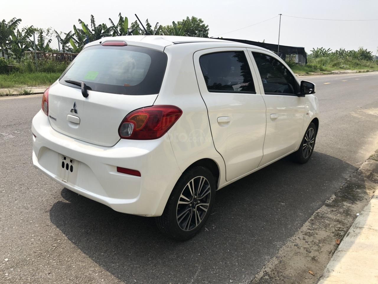 Cần bán gấp xe Mitsubishi Mirage năm 2018, màu trắng, nhập khẩu nguyên chiếc, LH: 0899877765 - 0935284855 (6)