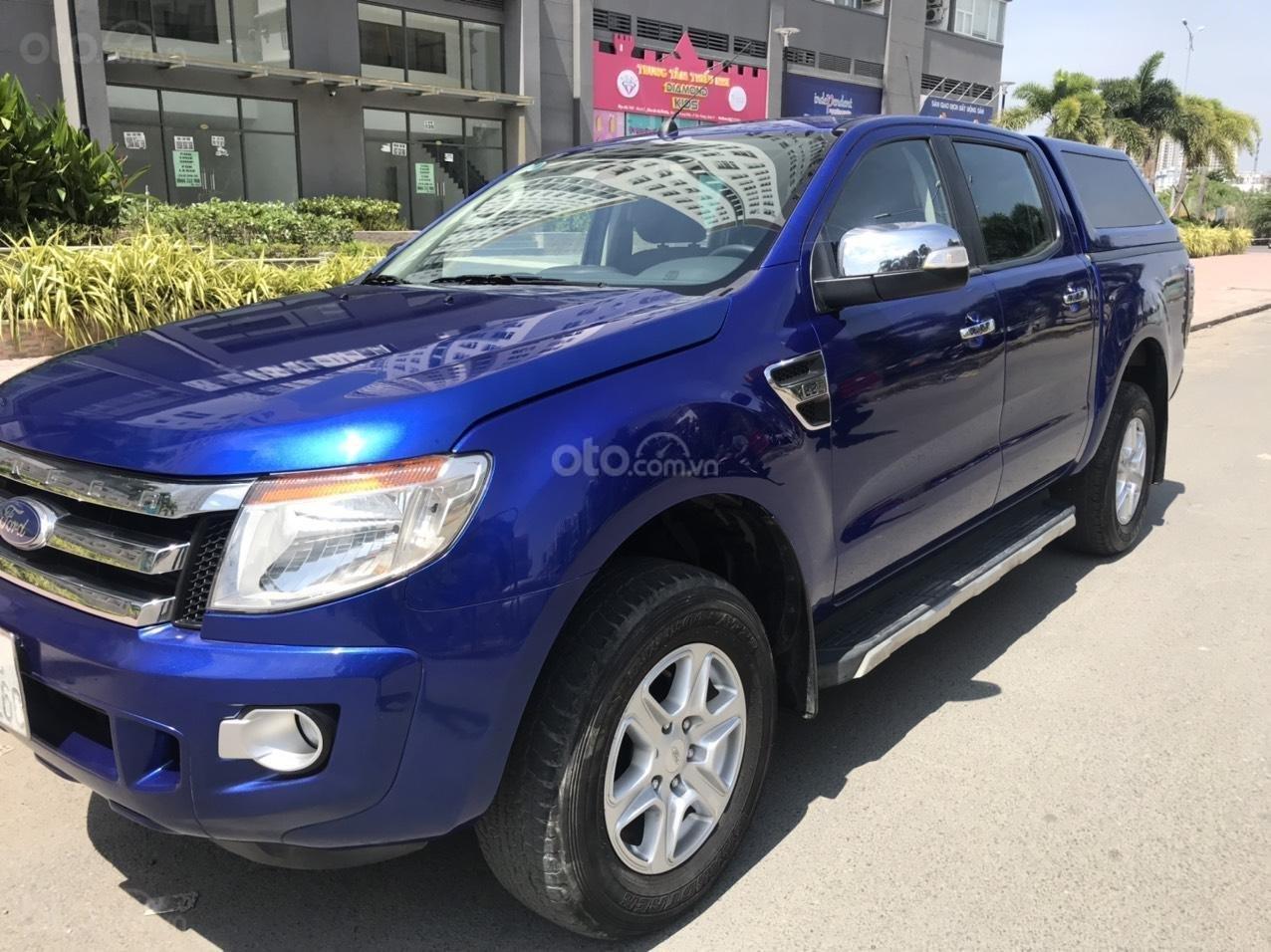 Cần bán Ford Ranger bản XLT MT 2.5L, đời 2015, giá chỉ 485 triệu đồng (1)