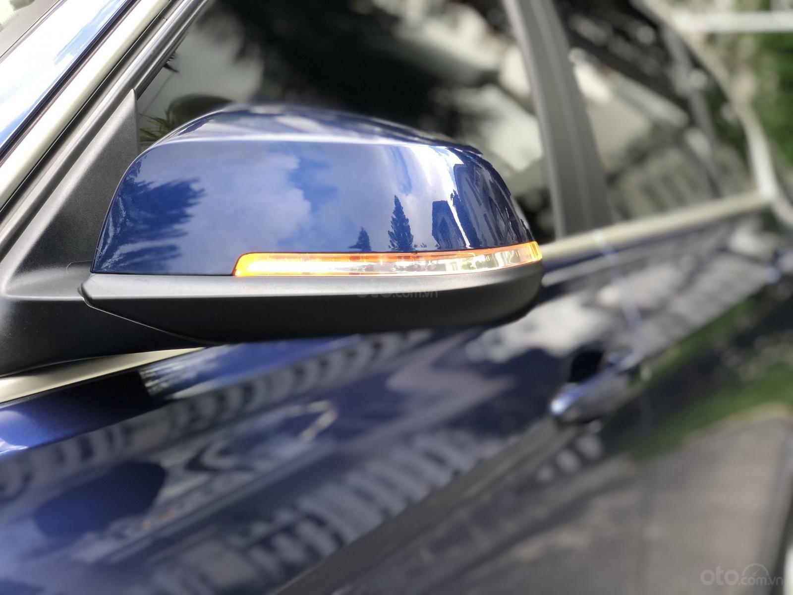 Bán BMW 3 Series năm 2016, màu xanh lam mới 95% giá chỉ 1 tỷ 139 triệu đồng (4)