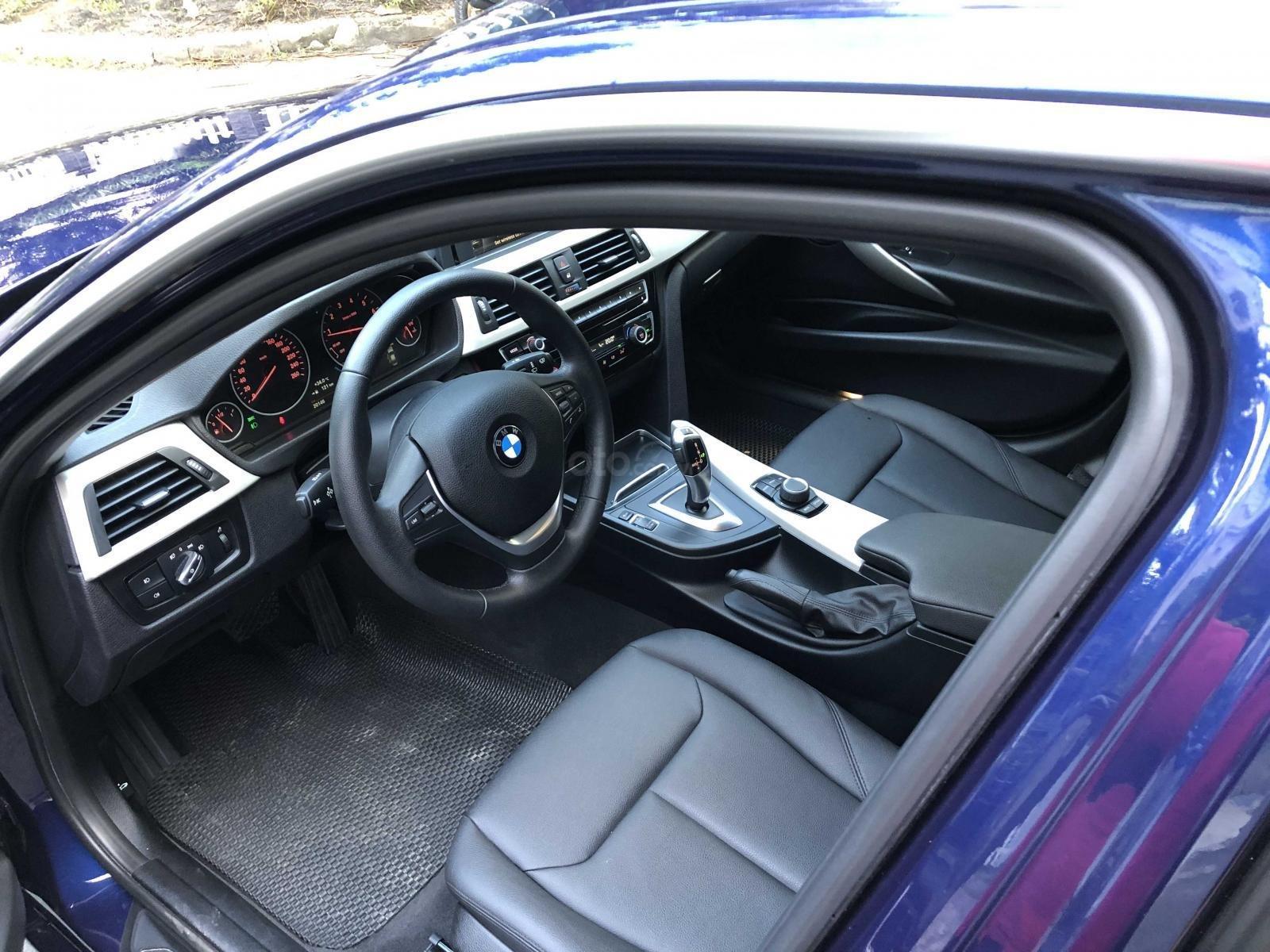 Bán BMW 3 Series năm 2016, màu xanh lam mới 95% giá chỉ 1 tỷ 139 triệu đồng (16)