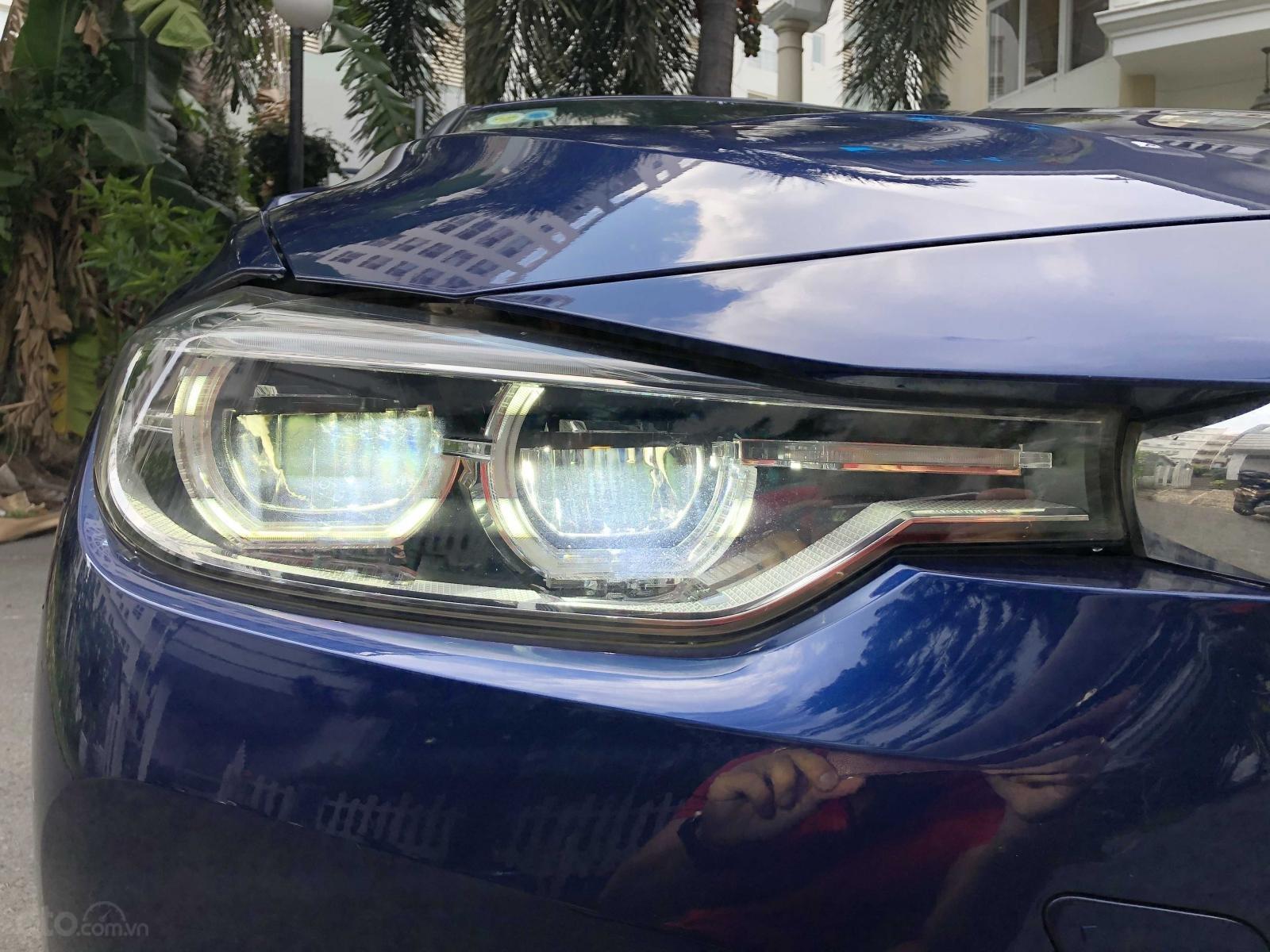 Bán BMW 3 Series năm 2016, màu xanh lam mới 95% giá chỉ 1 tỷ 139 triệu đồng (20)