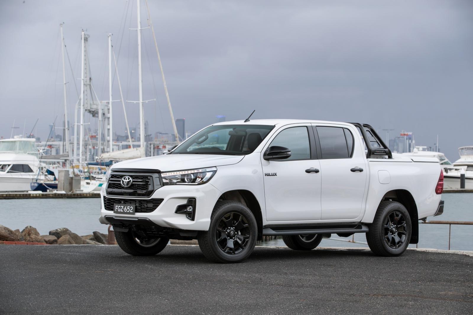 Xe bán tải ồ ạt giảm giá, riêng Isuzu Dmax giảm tới 160 triệu đồngm