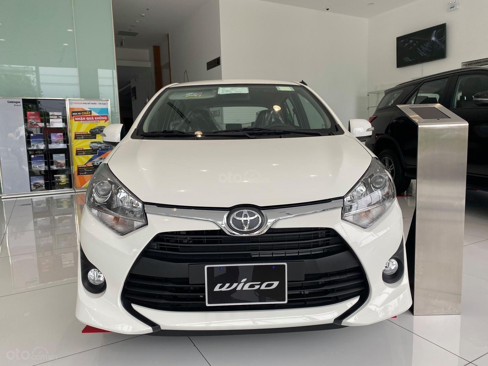 Ngoại thất xe Toyota Wigo 2019 1