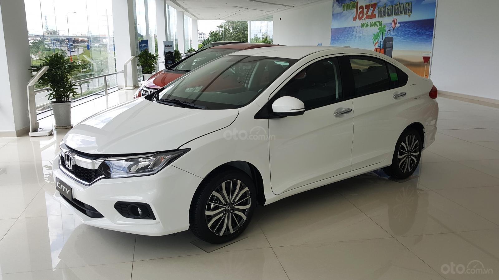 Xe ô tô Honda City 2019 1