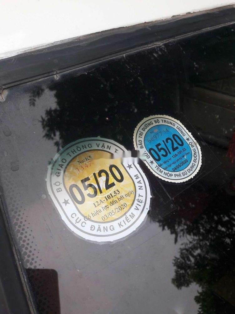 Cần bán Kia Pride sản xuất 1996, màu trắng, xe nhập, giá 28tr (7)