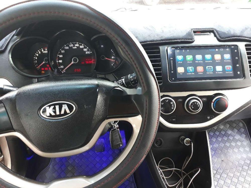 Bán xe Kia Morning năm 2014 xe nguyên bản (10)