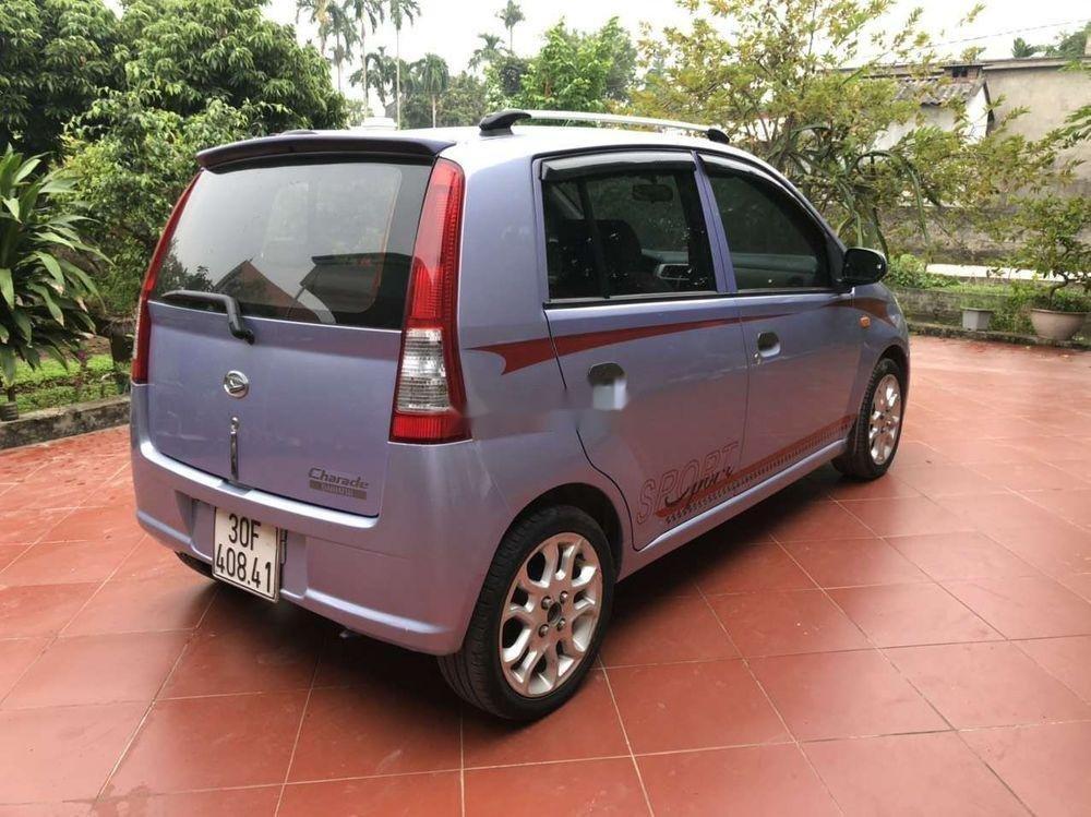 Bán Daihatsu Charade sản xuất năm 2006, xe nhập, số tự động (11)