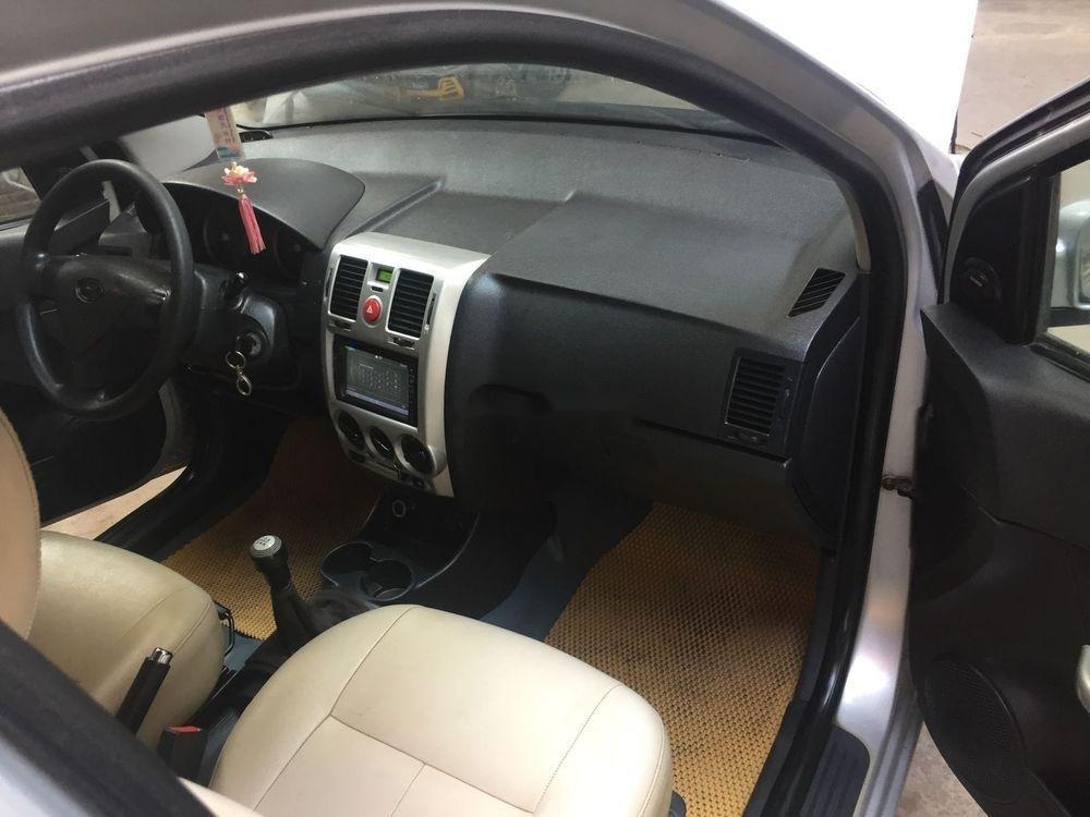 Cần bán Hyundai Getz sản xuất 2010, màu bạc, nhập khẩu nguyên chiếc, giá tốt (3)