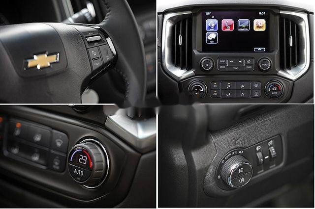 Bán Chevrolet Colorado sản xuất năm 2019, màu đỏ, nhập khẩu  (2)