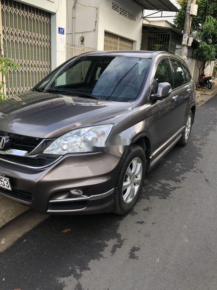 Cần bán lại xe Honda CR V 2.4AT đời 2011 xe gia đình, giá tốt (5)