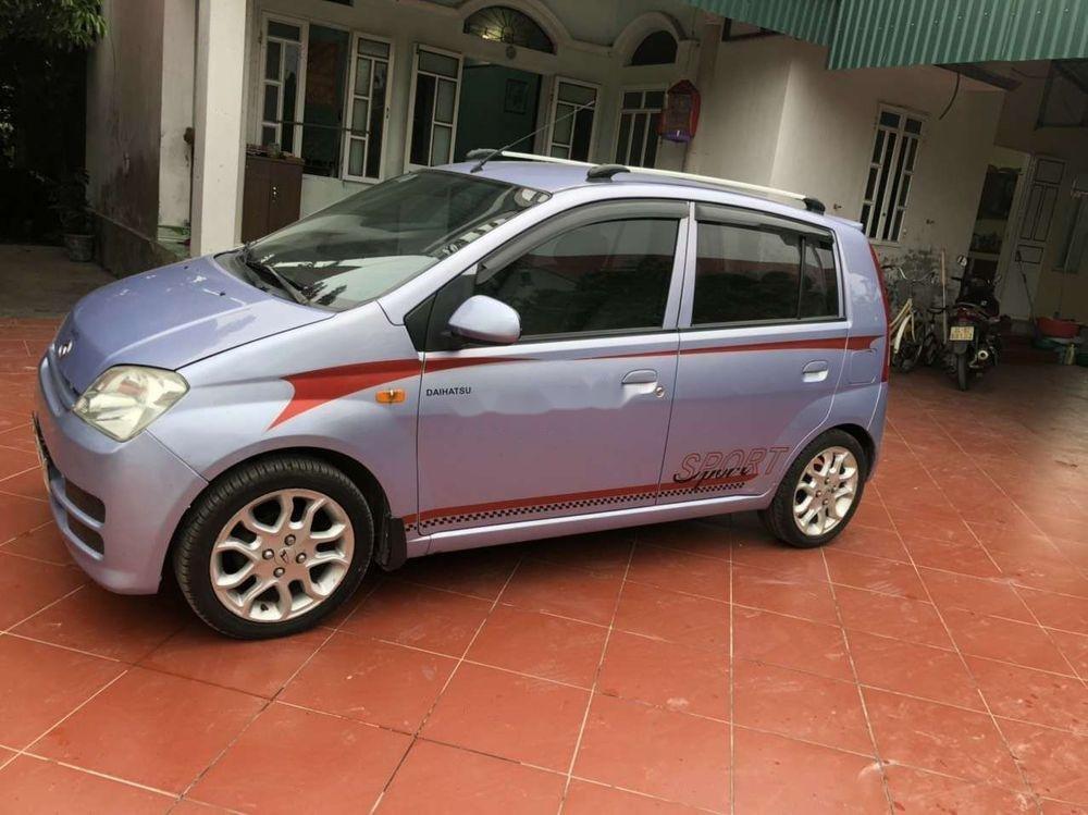 Bán Daihatsu Charade sản xuất năm 2006, xe nhập, số tự động (8)